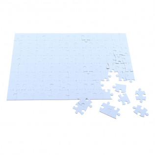 PUZZLE RECTANGULAR 29 X 20 PARA SUBLIMAR PC2920-120