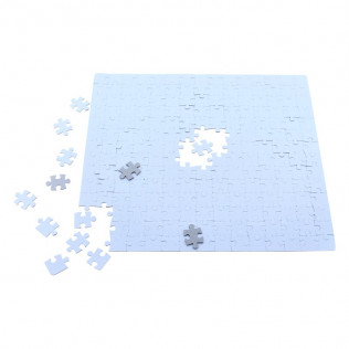 PUZZLE RECTANGULAR 30 X 27 PARA SUBLIMAR PC3027-210