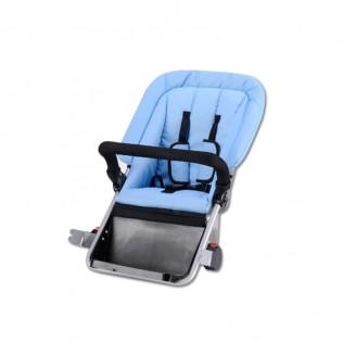 Asiento extra para bici carrito bebé