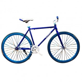 BICICLETA FIXIE COLORES METALICOS