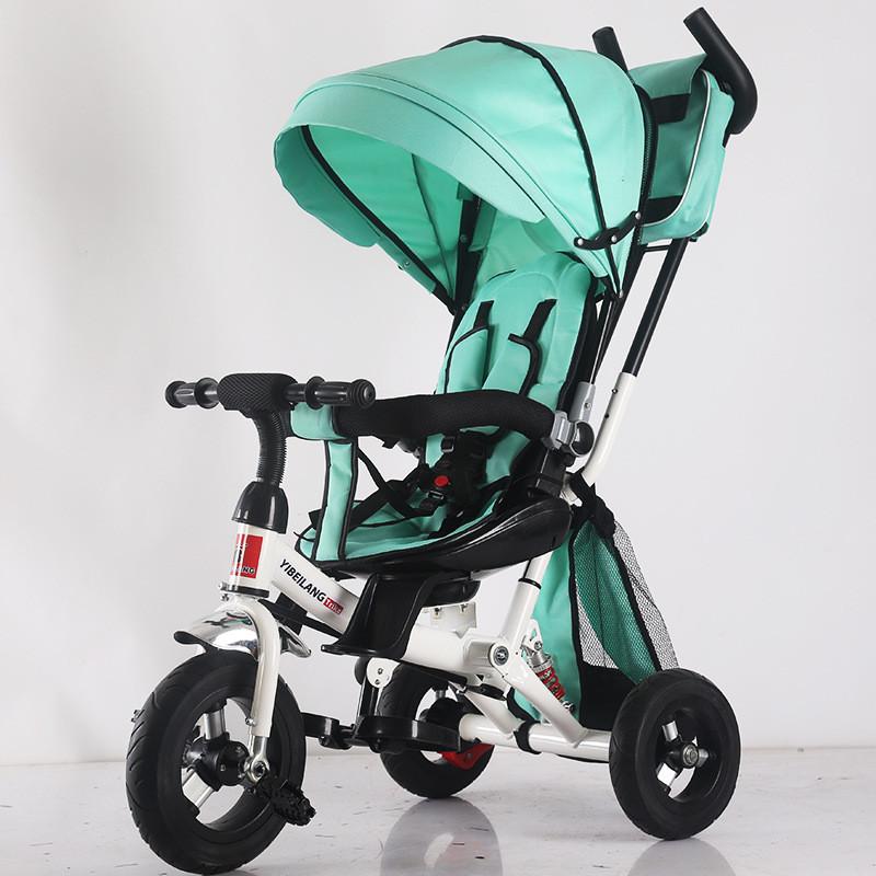 miniatura 28 - Triciclo-con-Capota-para-Ninos-Transformable-Pacifier