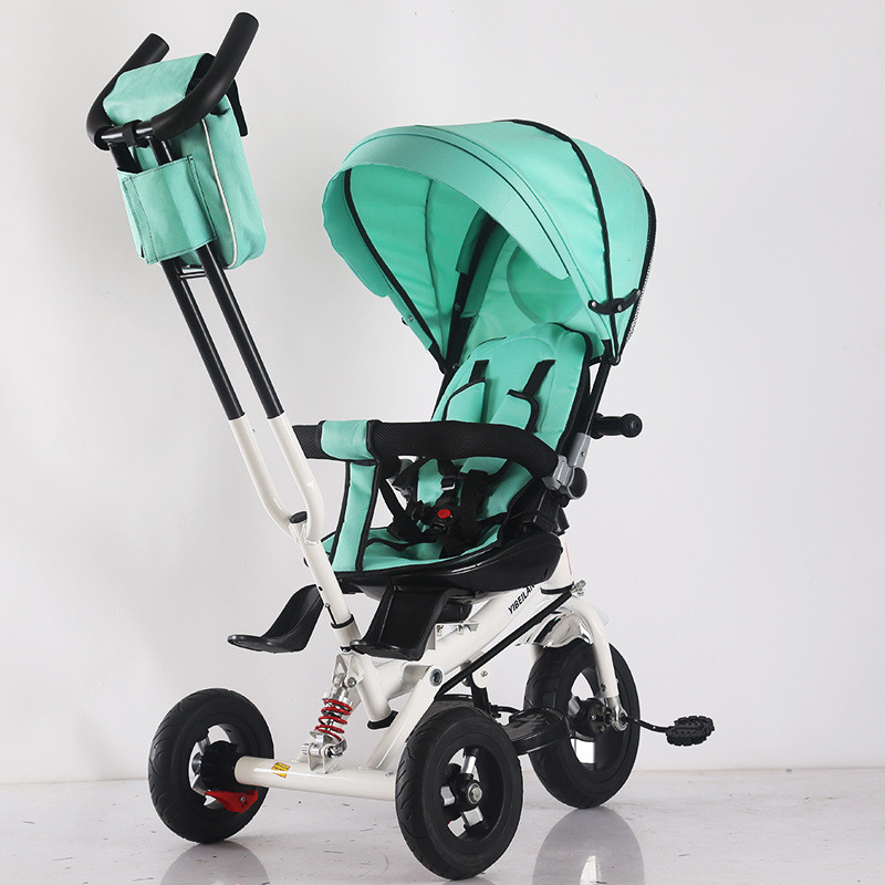 miniatura 27 - Triciclo-con-Capota-para-Ninos-Transformable-Pacifier
