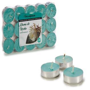 Juego 30 velas tea light dama de noche