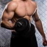 Set de Body Pump, Juego de pesas 60 KG con barra y mancuernas