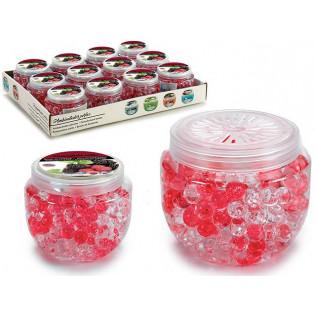 Ambientador gel redondo frutos rojos 120gr