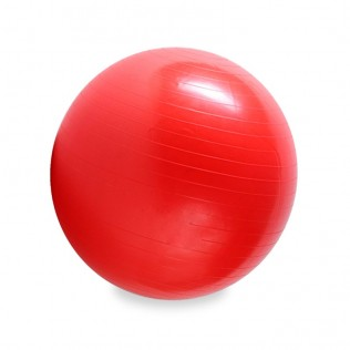 Pelota Yoga, Pilates, Fitness, Embarazo, Fitball para Ejercicios Gimnasia - Muy Resistente Con Hinchador Incluido- Lisa