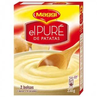 Pure Patata Maggi Instant 230gr
