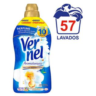 Suavizante Vernel Bienestar 1.25l 54lav