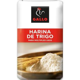 Harina Gallo Extra 1KG