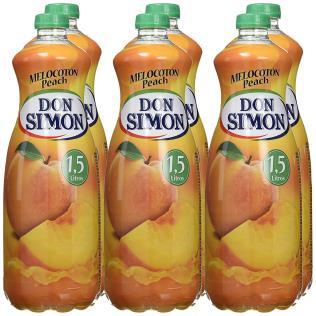 Nectar Don Simón Melocotón s/a 1.5L