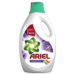 Detergente ariel liquido original 70cc
