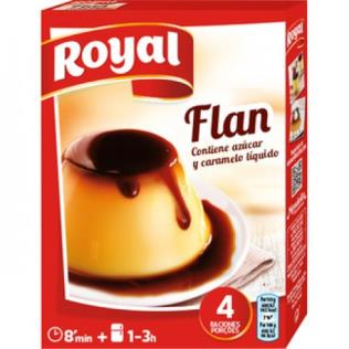 Flan Royal normal 93g