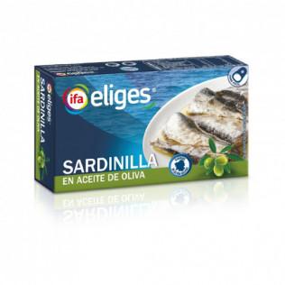 SARDINILLA ELIGES A/OLIVA 6/10 62 G