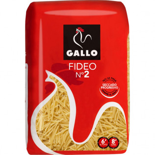 Fideo Gallo entrefino nº2 500gr