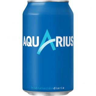 Aquarius limon lata 33cl