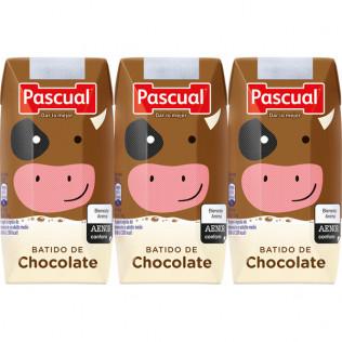Batido pascual chocolate p3 200ml