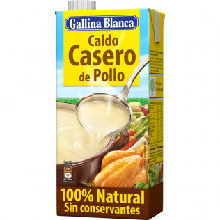 Caldo G.B. Pollo 100% nat 1 l