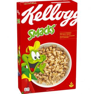 Cereales kelloggs smacks 450gr