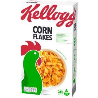 Cereales kelloggs corn flakes 500g
