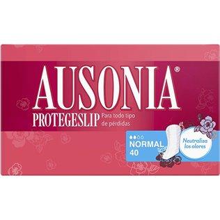 Ausonia Normal Protegeslips 40 Unidades