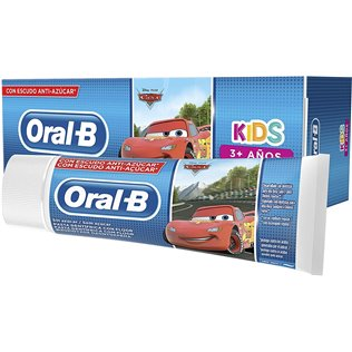 Oral-B Kids Disney Pasta Dentífrica 75 ml, 3+ Años