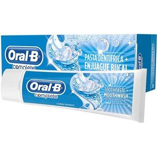 Oral-B Complete Plus Con enjuague bucal Pasta Dentífrica 75ml