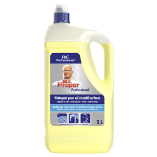 Don Limpio Professional Limón Limpiador Multiusos Líquido 5l