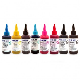 Tinta sublimación compatible epson 12 colores 100ml