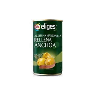 Aceituna eliges r/anchoas 150g