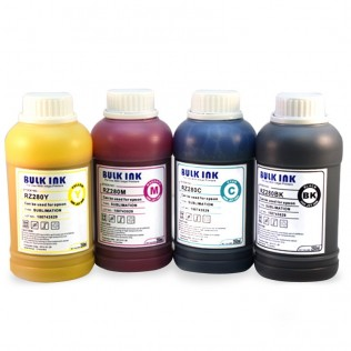 Tinta sublimación compatible epson 4 colores 250ml