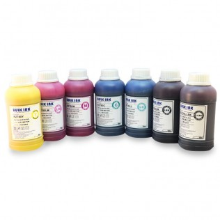 Tinta sublimación compatible epson 7 colores 250ml