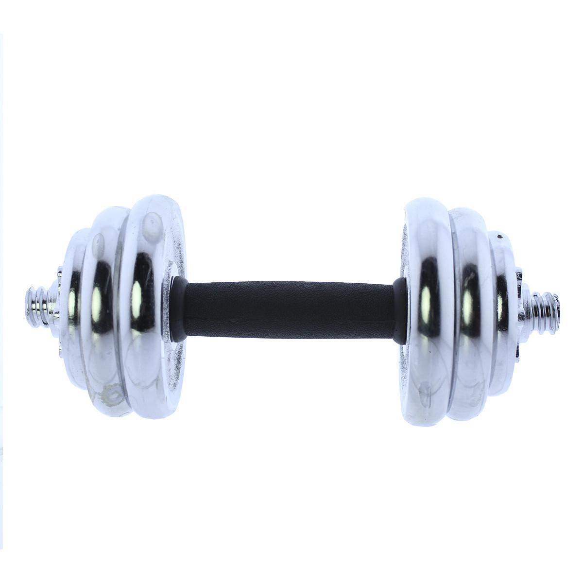 Set-de-mancuernas-ajustables-cromadas-10kg-15kg-20kg-Riscko miniatura 18