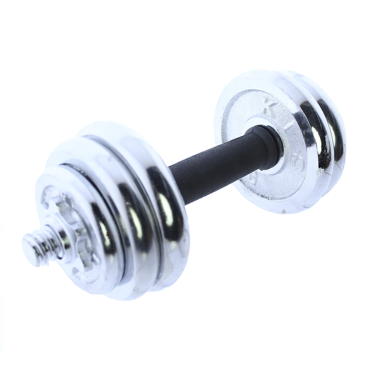 Set-de-mancuernas-ajustables-cromadas-10kg-15kg-20kg-Riscko miniatura 21