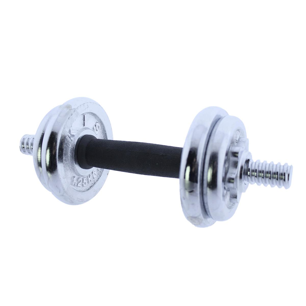 Set-de-mancuernas-ajustables-cromadas-10kg-15kg-20kg-Riscko miniatura 26