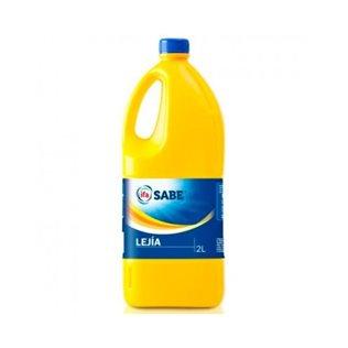 Lejía amarilla Sabe 2 litros