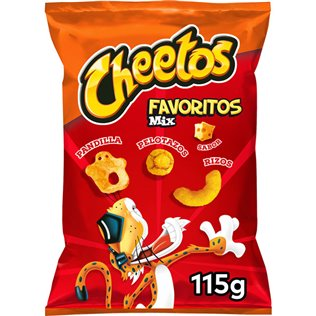 Aperitivo Cheetos Favoritos 115gr