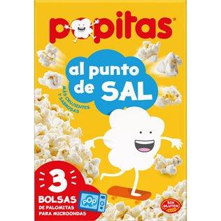 Palomitas Borges Popitas Micr.3U