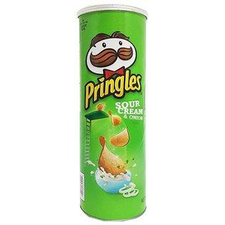 Snack Pringles Onion 165gr