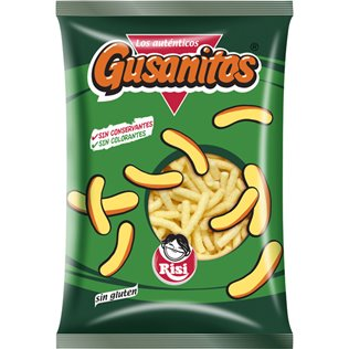 Gusanitos Risi Familiar 85gr