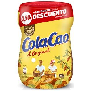 Cola cao original 390grs+70gr