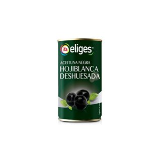 ACEITUNA ELIGES NEGRA S/H 150g