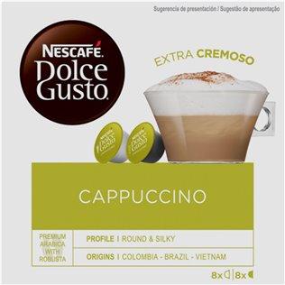 CAFE DOLCEGUSTO CAPUCINO P16 200