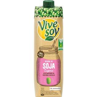BEBIDA VIVESOY DE SOJA LIGERA 1