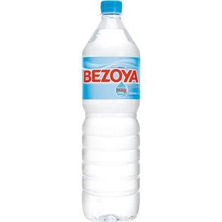 AGUA BEZOYA 1'5L PVC.