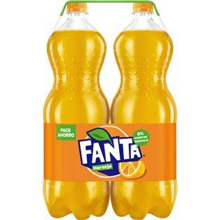 FANTA NARANJA 2l PACK-2.