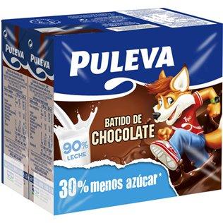 BATIDO PULEVA CHOCOLATE P-6u 200