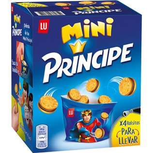GALLETA PRINCIPE MINI 160g.