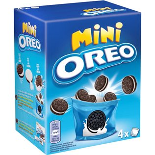 GALLETA OREO MINI 160GR.