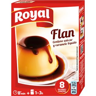 Flan Royal A.Q.L.Doble 186 gr