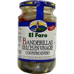 BANDERILLA EL FARO DULCE FCO.160